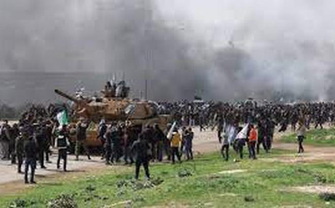 Thế đối đầu Nga - Thổ nguy hiểm để lại hậu quả khủng khiếp ở Syria?