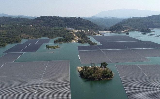 Chấp thuận chủ trương đầu tư dự án điện mặt trời nổi 4.000 tỷ đồng ở Kon Tum