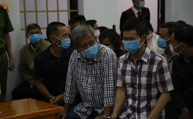 Xét xử 'trùm' xăng giả Trịnh Sướng cùng 38 đồng phạm