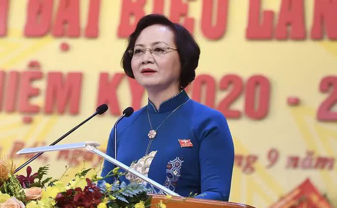 Chân dung Bộ trưởng nữ duy nhất trong Chính phủ vừa được kiện toàn