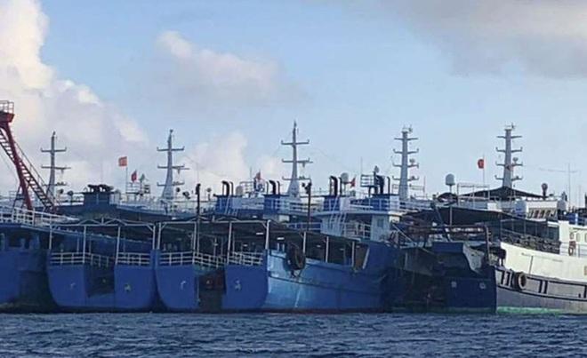 Biển Đông: Philippines cảnh báo Trung Quốc về vũ khí chưa được triển khai - ảnh 1