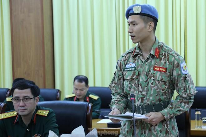 Chủ tịch nước cử sĩ quan Việt Nam thứ ba tới trụ sở Liên hợp quốc - Ảnh 1.