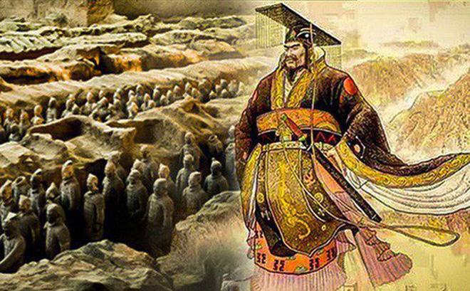 Vua chúa Trung Hoa xưa khi chết thường bắt người sống phải chết cùng, vì lý do gì Tần Thủy Hoàng lại dùng tượng binh mã để tuẫn táng?