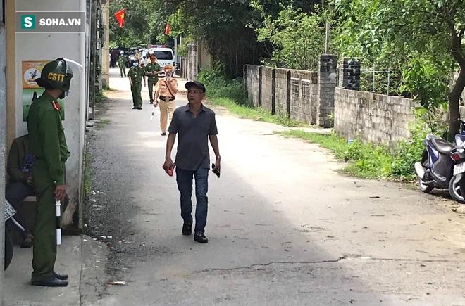 Đại tá công an kể lại nhiều giờ cân não trong căn biệt thự, thuyết phục hung thủ buông súng trong vụ 2 người  bị bắn chết - Ảnh 13.