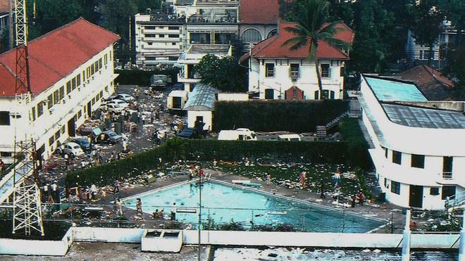 Sài Gòn, ngày 29/4/1975: 5 triệu đô la bị hỏa thiêu trên nóc tòa Sứ quán - Ảnh 5.