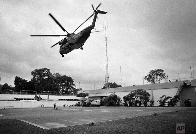 Sài Gòn, ngày 29/4/1975: 5 triệu đô la bị hỏa thiêu trên nóc tòa Sứ quán - Ảnh 8.