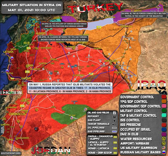 Nga nổi giận, chiến đấu cơ ồ ạt xuất kích, chiến trường Syria ầm ầm rung chuyển - Xung đột Kyrgyzstan và Tajikistan cực nóng - Ảnh 1.