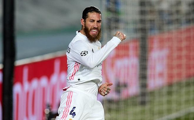 Zidane báo tin vui: Ramos trở lại ở trận lượt về với Real