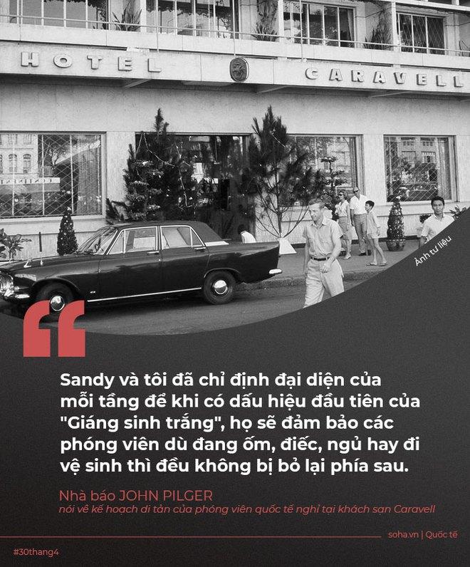Sài Gòn, ngày 29/4/1975: 5 triệu đô la bị hỏa thiêu trên nóc tòa Sứ quán - Ảnh 2.