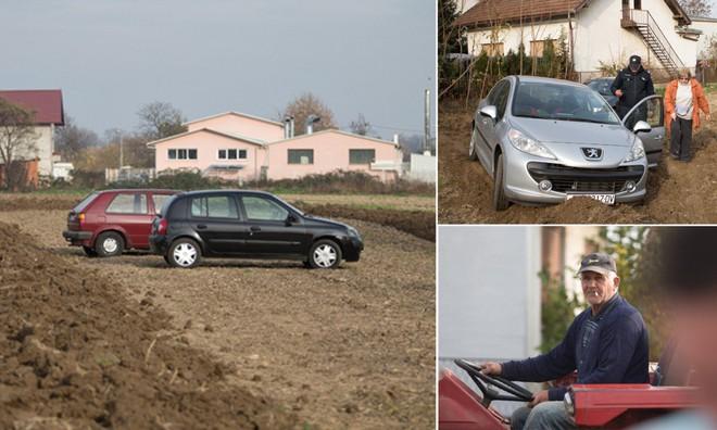 Tận dụng bãi đất trống của lão nông để đỗ xe, hôm sau các chủ xe chỉ còn nước khóc thét  - Ảnh 4.
