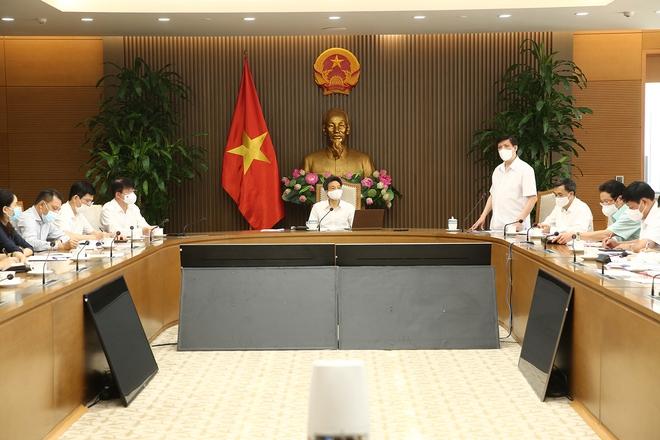 Phó Thủ tướng Vũ Đức Đam: Chúng ta khoanh gọn mà chặt, mà nghiêm mới tốt, rộng mà hổng thì không hiệu quả - Ảnh 1.