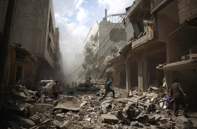 """Lý do bất ngờ sau việc F-15 Israel """"thoát nạn"""" khi tấn công gần căn cứ Nga ở Syria - Ảnh 1."""
