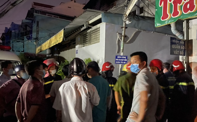 Xem xét dấu hiệu phạm tội trong vụ cháy nhà khiến 8 người tử vong ở Sài Gòn