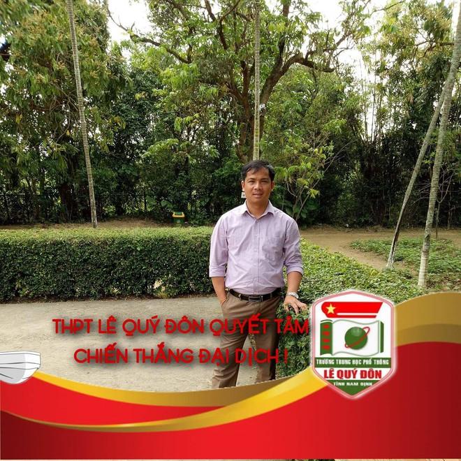 61 học sinh và giáo viên THPT Lê Quý Đôn cách ly vì Covid-19, hiệu trường viết thư: Điều lo lắng nhất cũng đã đến rồi - Ảnh 2.