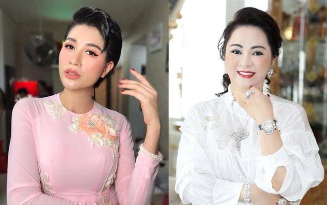 Trang Trần gây bất ngờ khi bênh vực con dâu bà Phương Hằng - người liên tục khiêu chiến với cô - Ảnh 1.