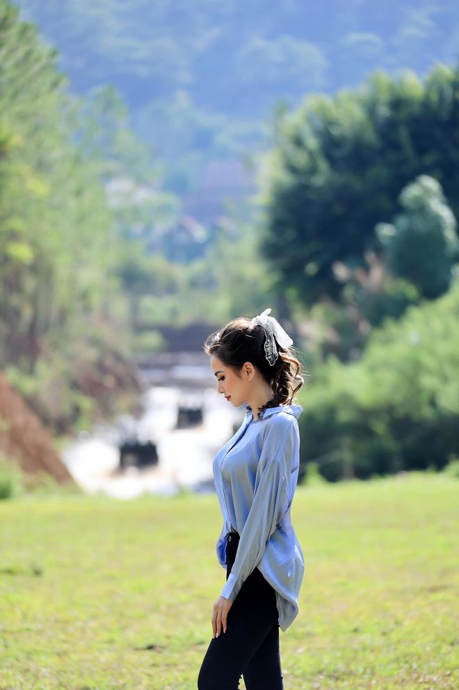 Hoa hậu Diễm Hương: Tôi bị chèn ép thẳng trên sân khấu mà vẫn phải nhịn - Ảnh 1.