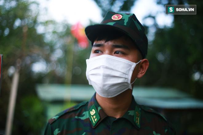 Biên giới Tây Ninh: 50m một chốt, bộ đội căng mình chặn sóng Covid cho Tổ Quốc - Ảnh 11.