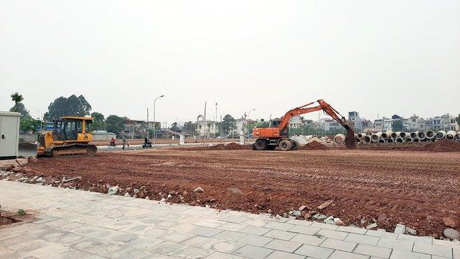 Bắc Giang: Giá đất hạ nhiệt từng ngày, khách bỏ cọc hàng trăm lô đất sau đấu giá - Ảnh 1.