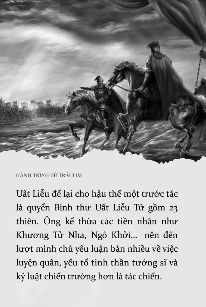 Thập Nhị Binh Thư - Binh thư số 6: Uất Liễu Tử - Ảnh 4.