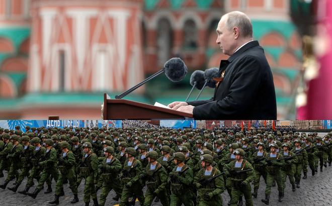 """Đến Moscow chứng kiến duyệt binh, nhà báo Đức khẳng định: Ông Putin vừa tung """"át chủ bài""""!"""