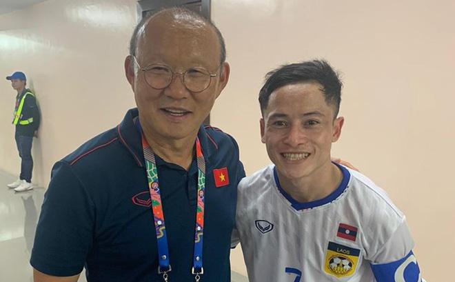 """""""Messi Lào"""": """"Tôi tin HLV Park Hang-seo sẽ đưa Việt Nam đến World Cup"""""""
