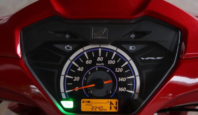 """Chiếc xe máy """"ăn chắc, mặc đẹp"""" hàng Thái, đi 100km tốn 1,3 lít xăng, giá 28,5 triệu đồng - Ảnh 2."""