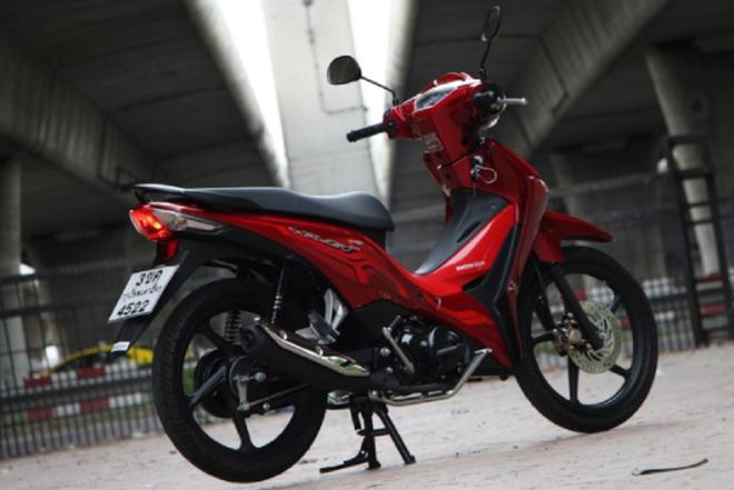 """Chiếc xe máy """"ăn chắc, mặc đẹp"""" hàng Thái, đi 100km tốn 1,3 lít xăng, giá 28,5 triệu đồng - Ảnh 8."""