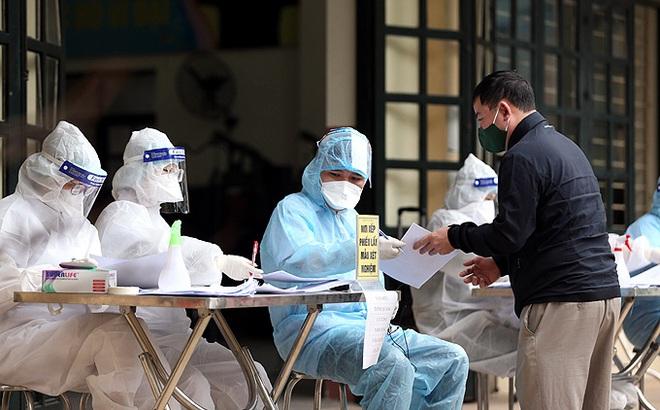 Cặp vợ chồng ở Hà Nội đi du lịch Đà Nẵng về nhưng không khai báo y tế, dương tính SARS-CoV-2