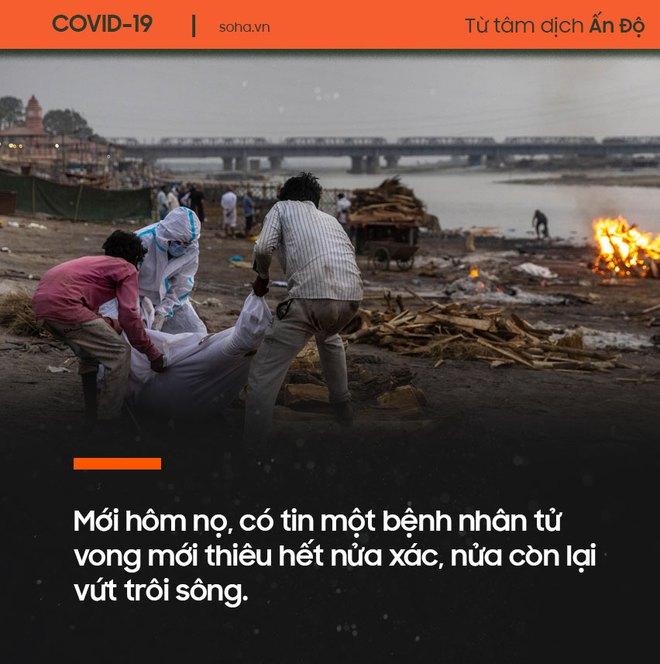 Người Việt ở Ấn Độ: Tôi sống như tù biệt giam, nhìn thấy người chết ngay trước mắt nhưng không dám về vì sợ mang bệnh cho cha mẹ, Tổ quốc - Ảnh 7.