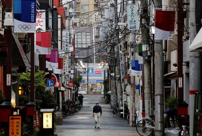 Nhật Bản cũng chật vật vì COVID-19: Bệnh viện quá tải, bệnh nhân cʜếᴛ ngay tại nhà - Ảnh 2.