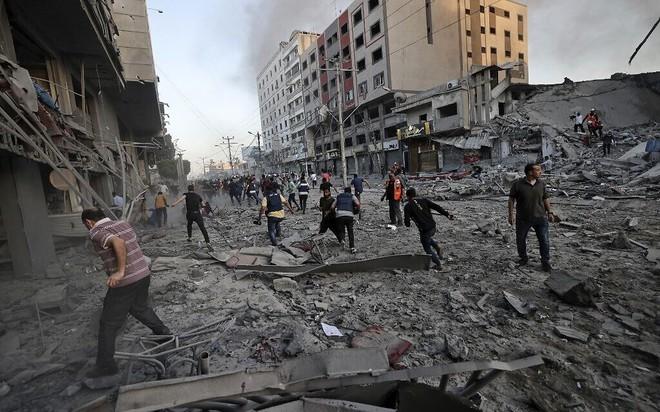 Nga bất ngờ hé lộ lối ra cho chiến tranh Israel-Palestine: Tel Aviv vẫn muốn đánh tiếp? - Ảnh 1.