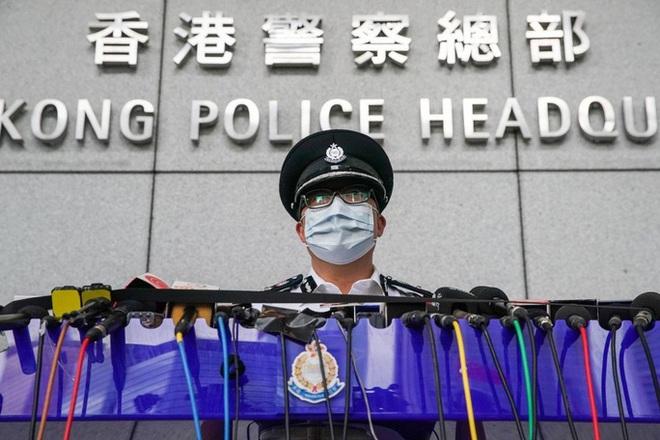 """Quan chức an ninh cấp cao Hồng Kông bị """"tóm"""" khi đi mát-xa chui - ảnh 2"""