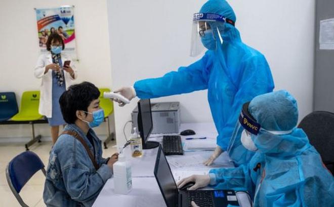 Nóng: Phát hiện 4 sinh viên Trường Đại học Y Dược Thái Bình dương tính với SARS-CoV-2