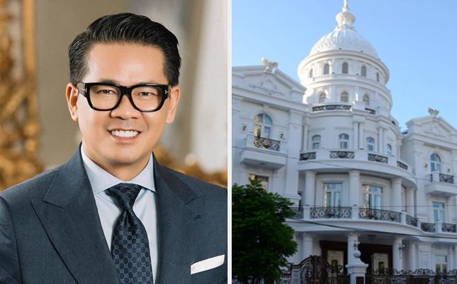 """Nhà thiết kế triệu đô Quách Thái Công: """"Lâu đài tại Việt Nam quê mùa, sến súa, như cái tô thập cẩm"""""""