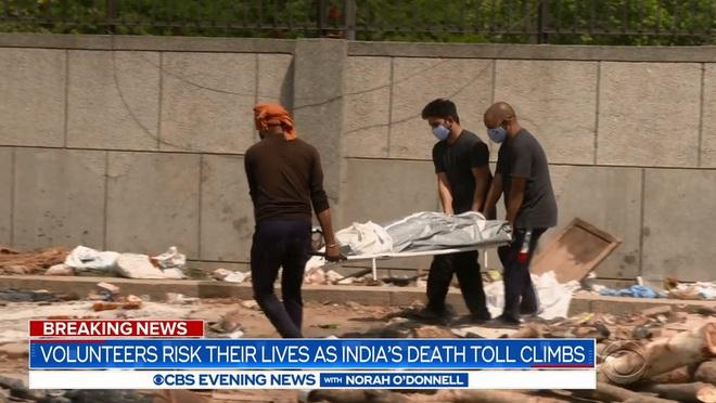 Ấn Độ: Củi chất thành núi cao 3m, trải dài hơn 1 sân bóng - tất cả chỉ để hỏa táng! - Ảnh 3.