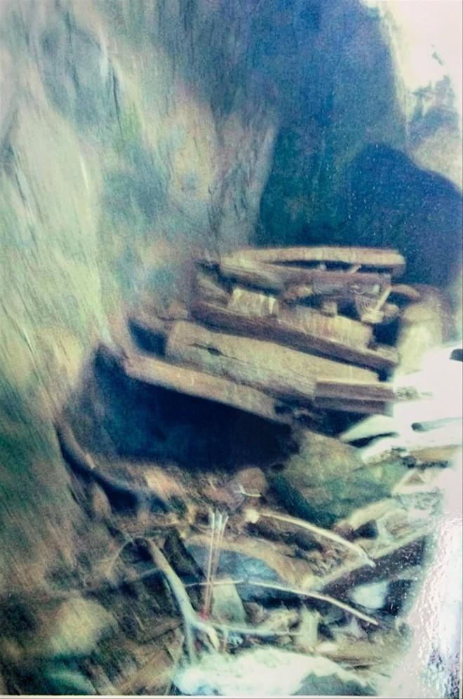 Phát hiện hàng chục quan tài cổ trên núi Lạng Sơn - Ảnh 1.