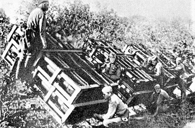 Tên lửa bắn loạt M-30 - vũ khí quân Đức khiếp sợ hơn cả Katyusha - Ảnh 1.