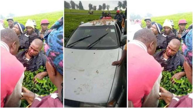 Cho nữ sinh đi nhờ xe rồi cưỡng bức, thủ phạm nhận ngay quả báo khiến dân mạng hả hê - Ảnh 2.