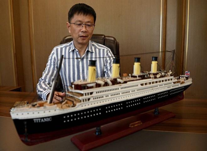 Mạnh tay chi 1 tỉ nhân dân tệ, đại gia Trung Quốc hồi sinh con tàu khét tiếng chìm dưới đáy Đại Tây Dương - Ảnh 2.