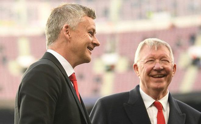 """Sir Alex khen ngợi """"Solskjaer đã làm rất tốt ở Man.United"""""""