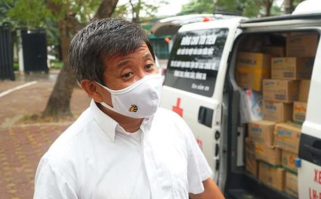 Ông Đoàn Ngọc Hải bị cảm cúm thông thường dẫn tới sốt