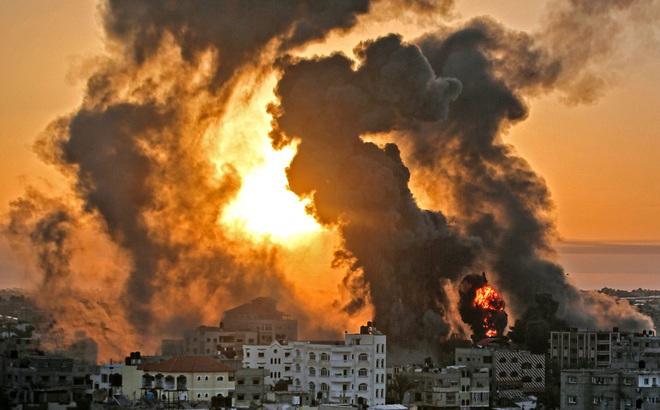 NÓNG: Đồng minh của Hamas tham chiến, phóng loạt tên lửa tấn công Israel - Thế giới nín thở!
