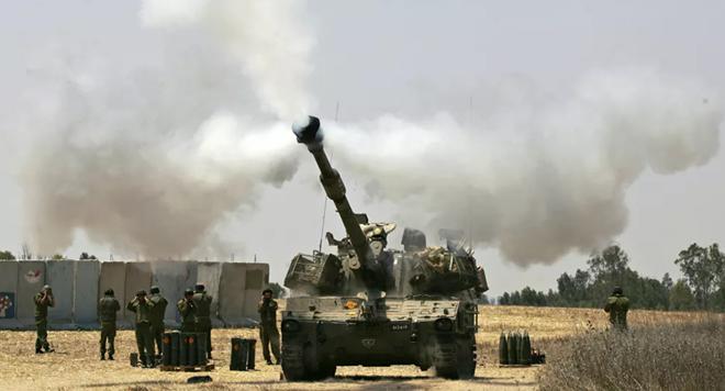 Nổ súng ở biên giới Israel với Lebanon - 2.000 quả rocket đã được bắn đi từ Gaza, Hamas tuyên bố sẵn sàng đương đầu cuộc tấn công trên bộ - Ảnh 1.