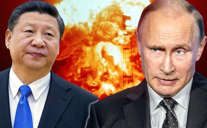 """""""Đâm sau lưng"""" Nga, Trung Quốc đã phạm phải sai lầm khiến TT Putin không thể tha thứ"""