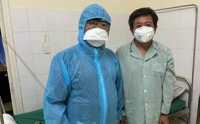 Ông Đoàn Ngọc Hải, âm tính với SARS-CoV-2 lần 2, được ra viện