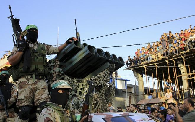 Hamas đang thắng thế, Iran sẽ mở mặt trận thứ 2 tấn công Israel: Gọng kìm siết chặt - Ảnh 1.