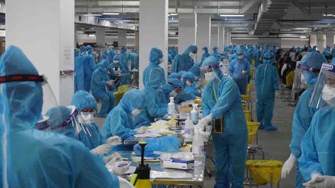 Vì sao ổ dịch tại Khu công nghiệp Bắc Giang lại siêu lây nhiễm? - Ảnh 1.