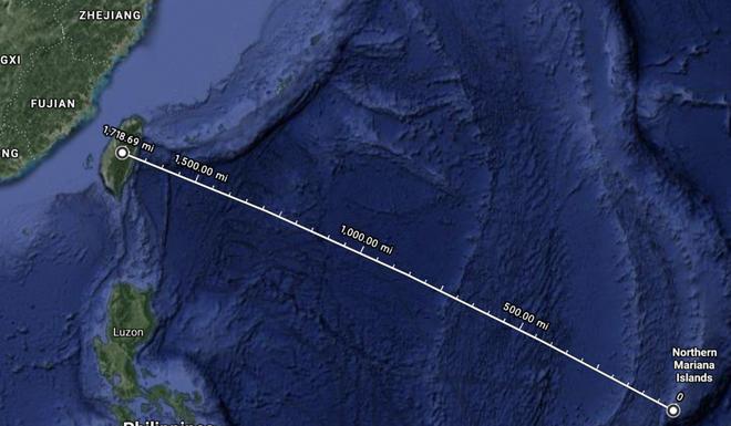 Cơn ác mộng của TQ: Từ đảo Guam, Mỹ có thể quật ngã PLA đang bao vây Đài Loan nhờ một vũ khí - Ảnh 1.