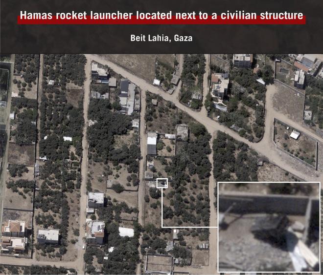 Bất chấp rocket bắn trả, Israel dồn lực tung đòn nốc-ao người Palestine - Gaza chìm trong biển lửa! - Ảnh 4.