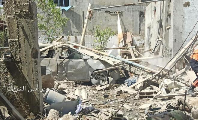 Bị bắn bởi 3.200 rocket, QĐ Israel quyết nhổ cỏ tận gốc ở Gaza - Thổ lăm le vào cuộc? - Ảnh 3.